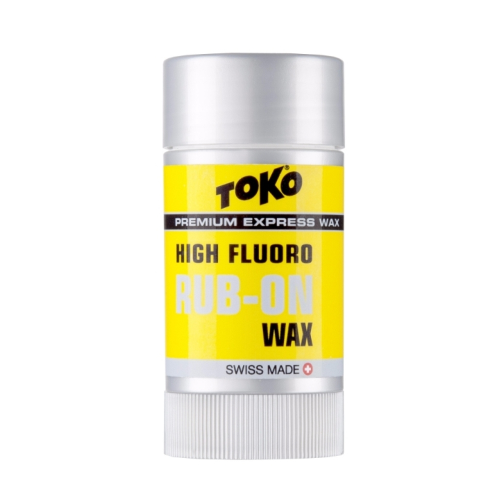 Toko wosk HF Rub-on Wax 25g