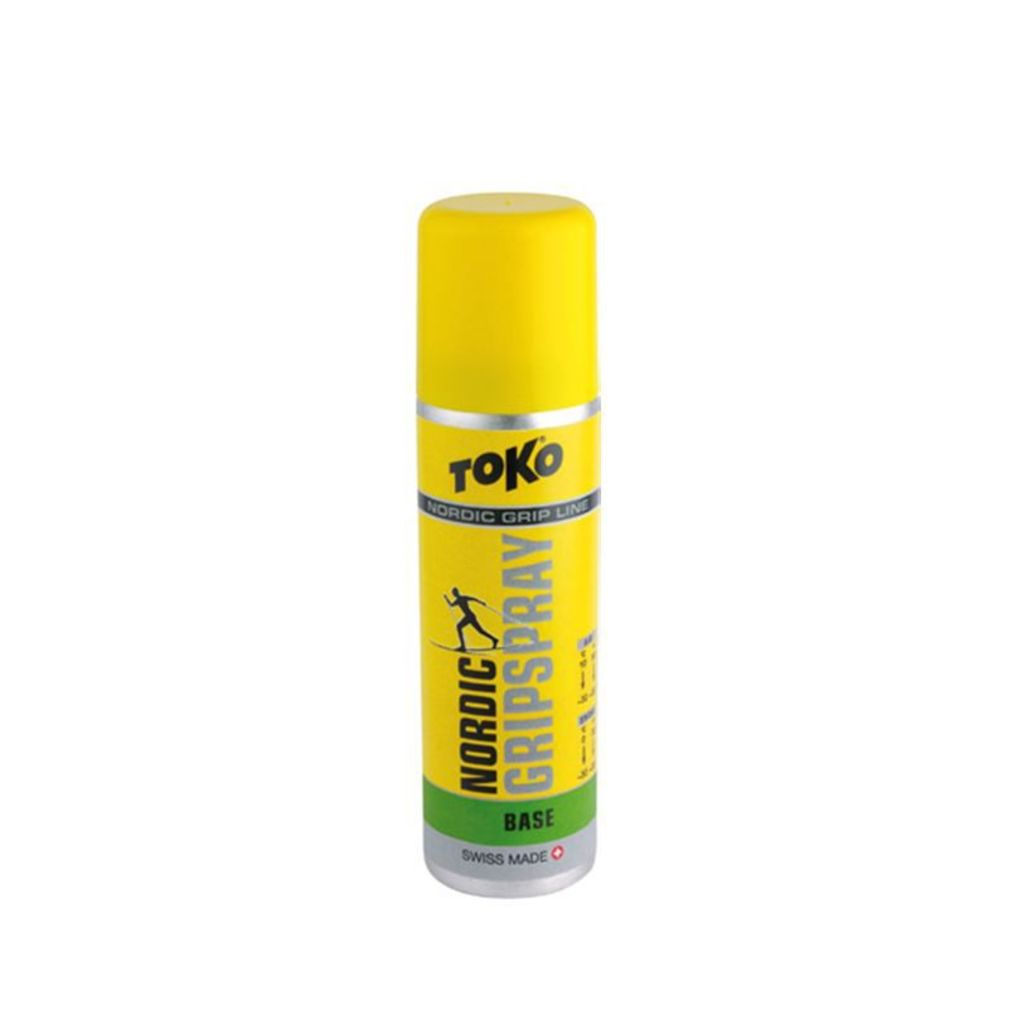 Toko stoupací vosk Nordic Klister Spray Base 70ml, Green
