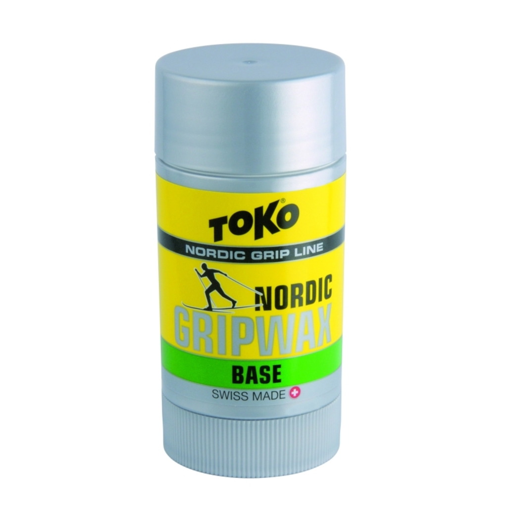 Toko Nordic Base Wax 27g, Green