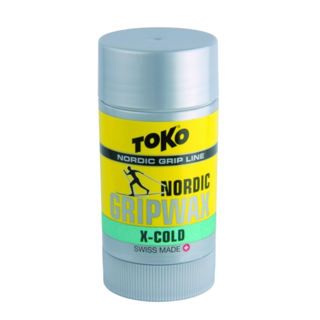 Toko wosk do biegówek Nordic Grip Wax 25g, X-Cold