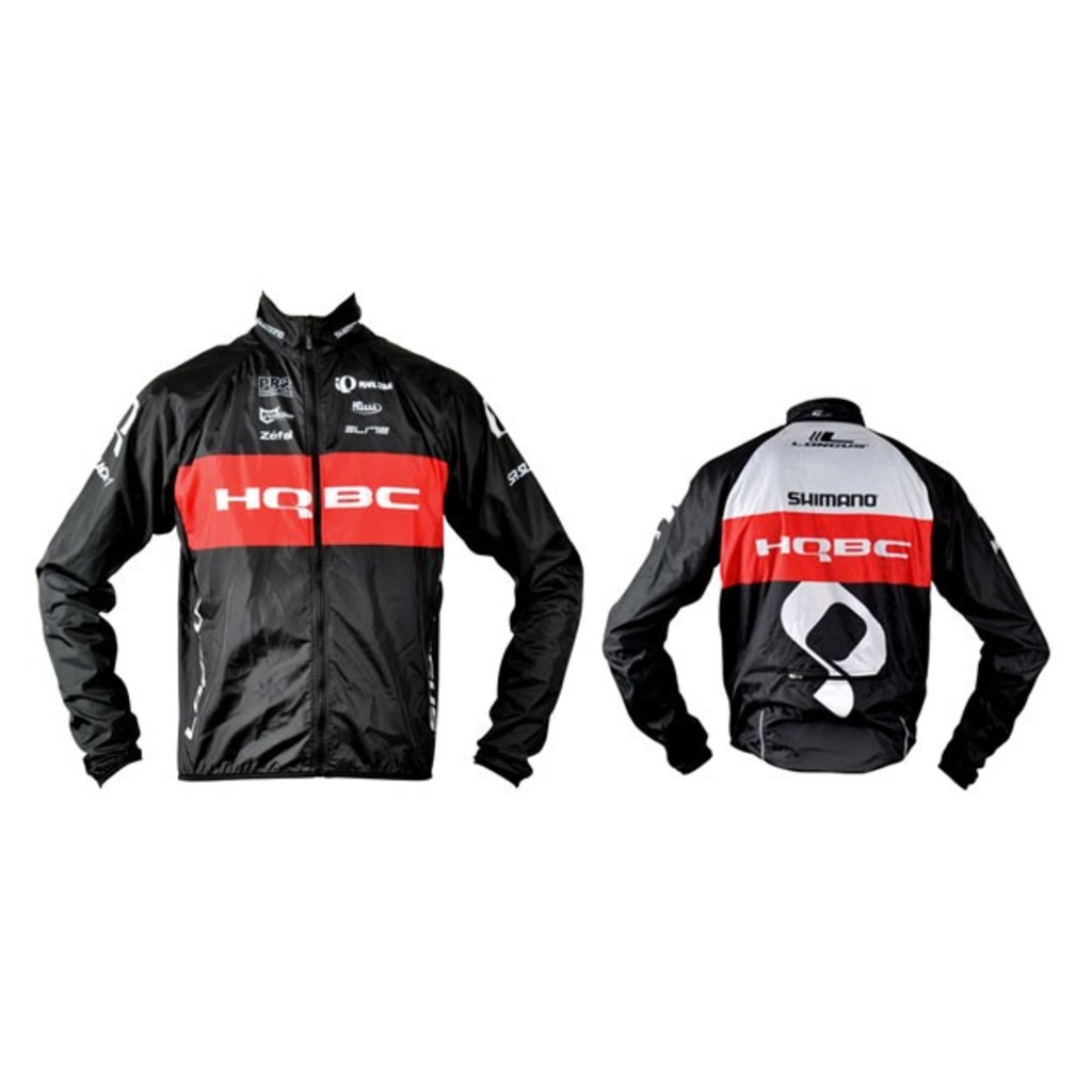 HQBC Team Wind Jacket