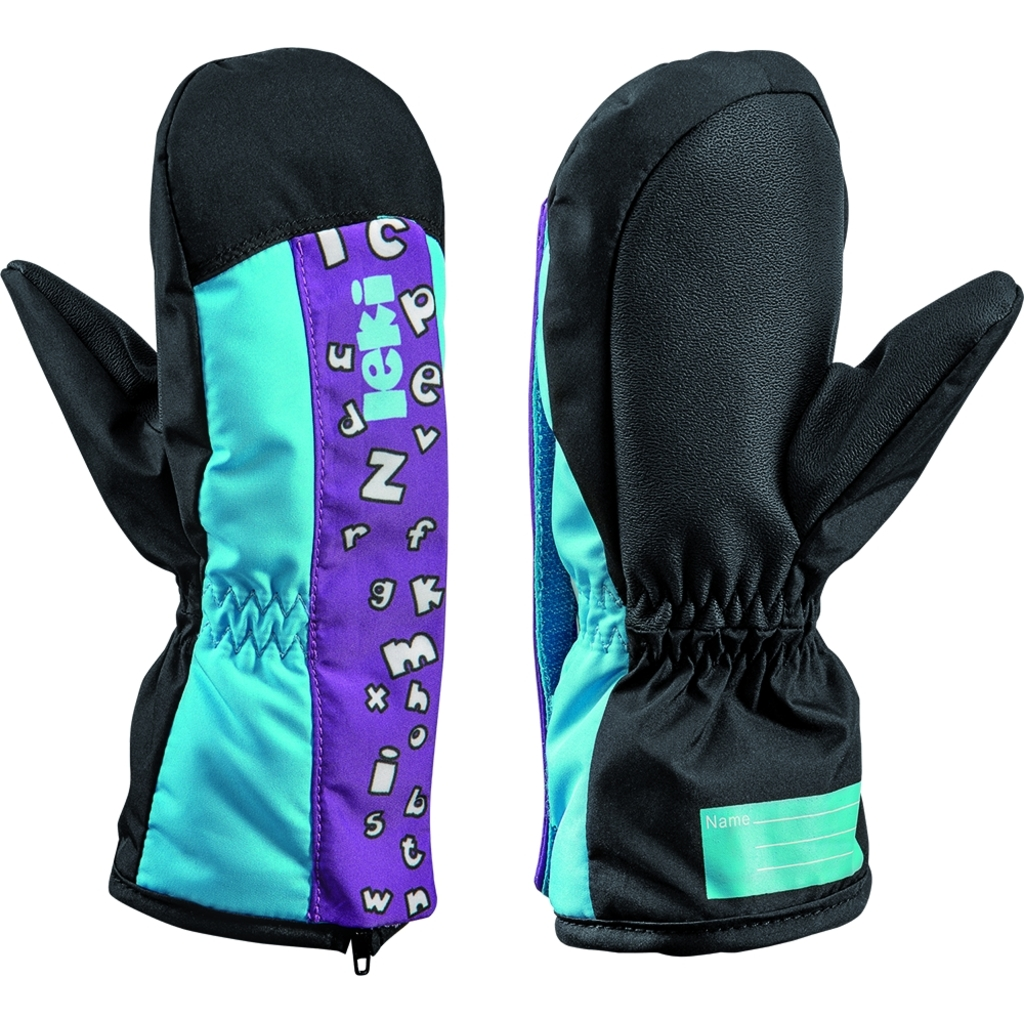 Leki Little Alpha Zap Mitt