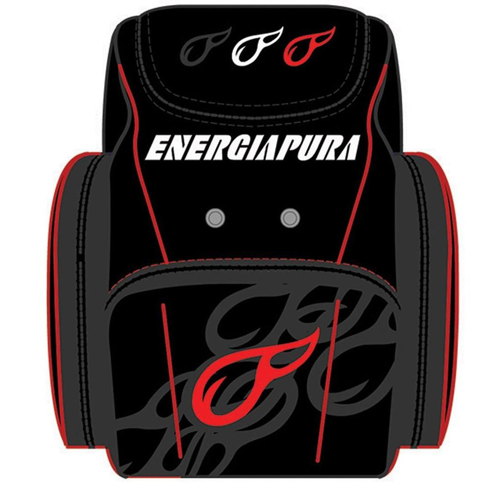 Energiapura Racer Bag Fluo JR