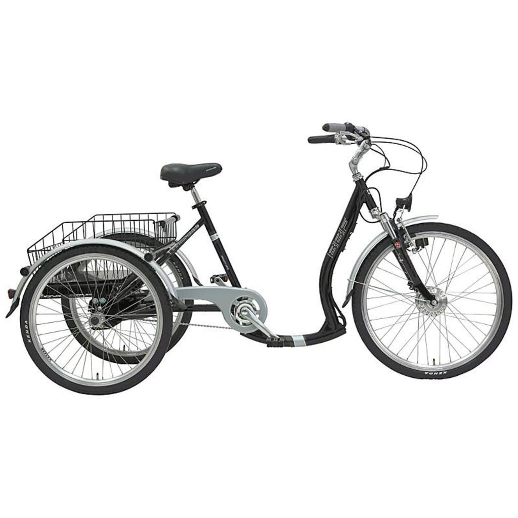 BBF Tricycle with electric drive