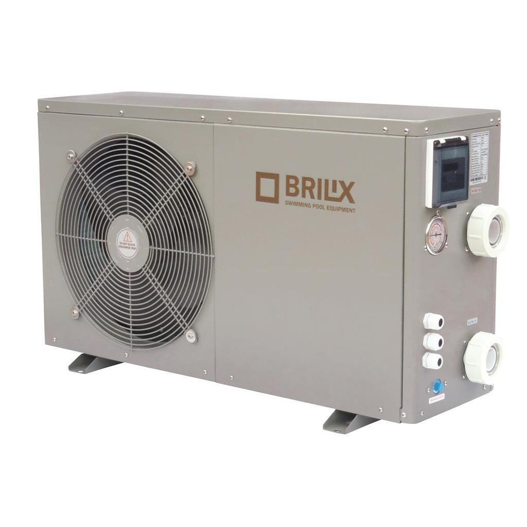 BRILIX Heat Pump XHPFD 200
