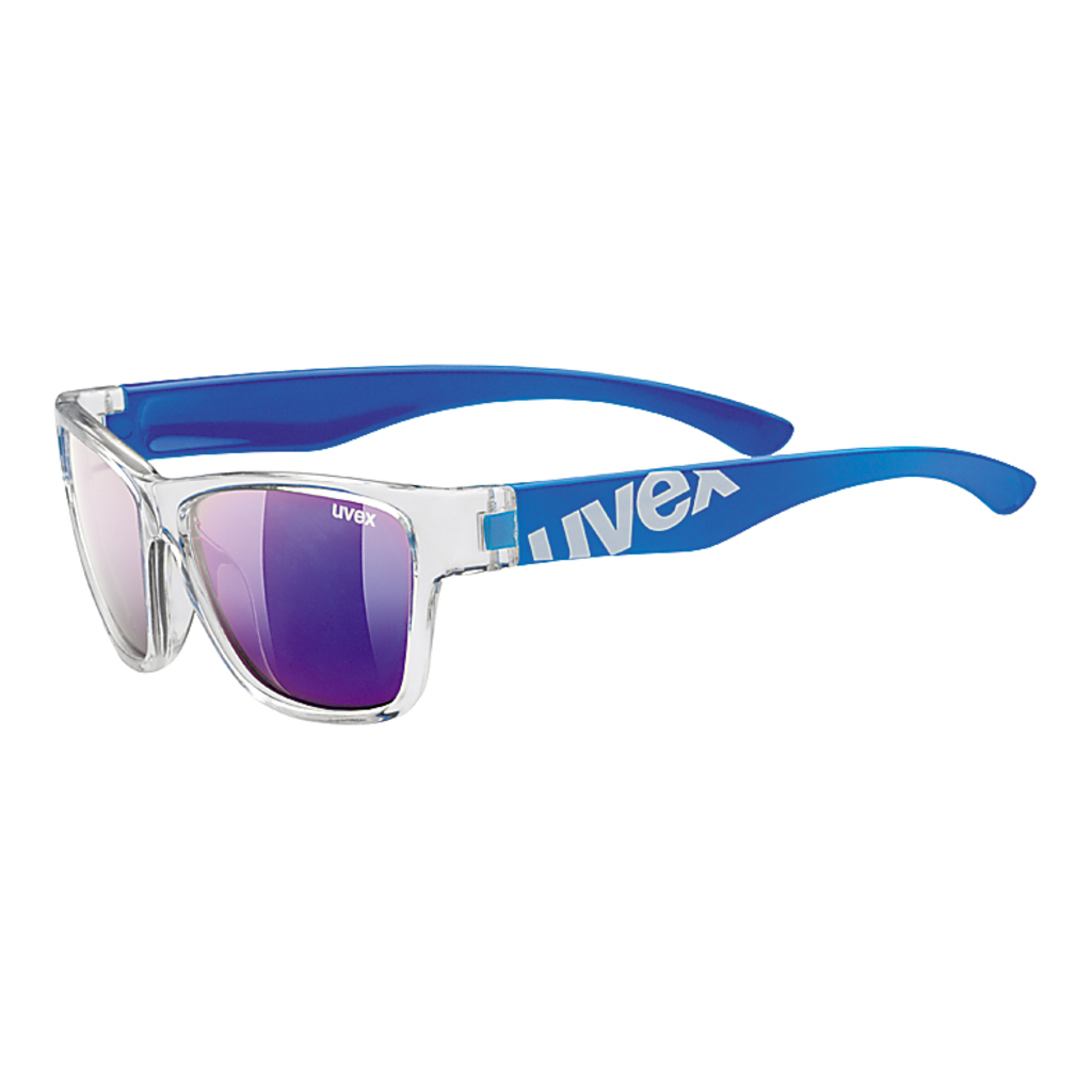 Uvex Sportstyle 508 Clear/Blue