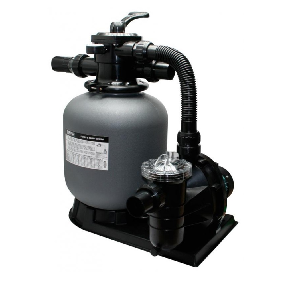 BRILIX Complete Sand Filter System FSP-450 for 48m3 Pool/Schwimming