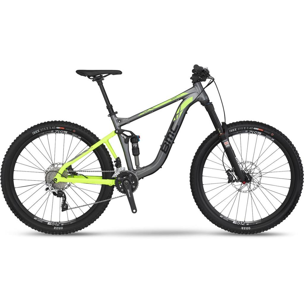 BMC Speedfox 03 Trailcrew SLX/XT