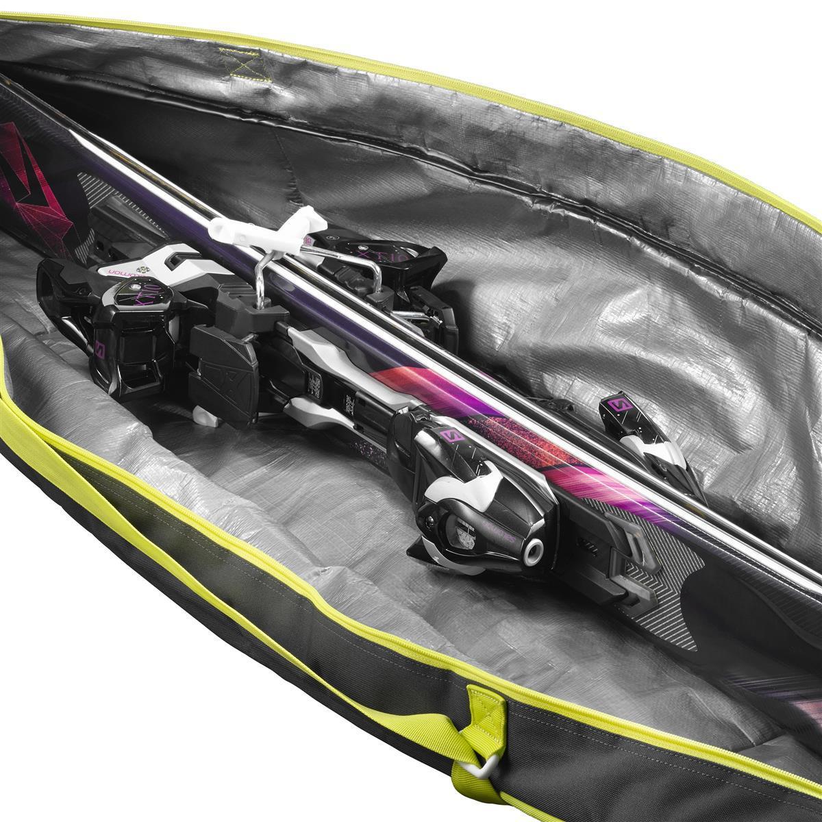 Salomon Extend 1 Pair 165+20 Padded Skibag Top Narty