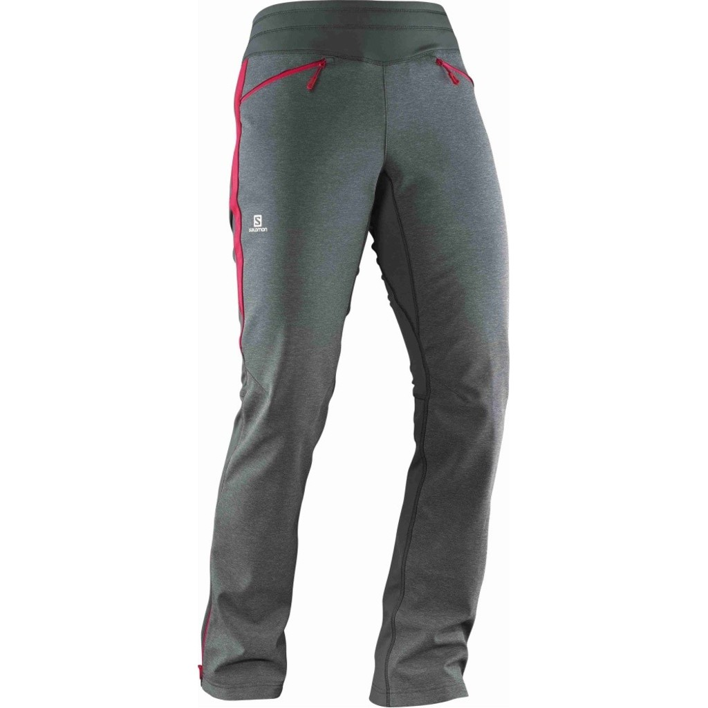 Salomon Pulse Softshell W Grey