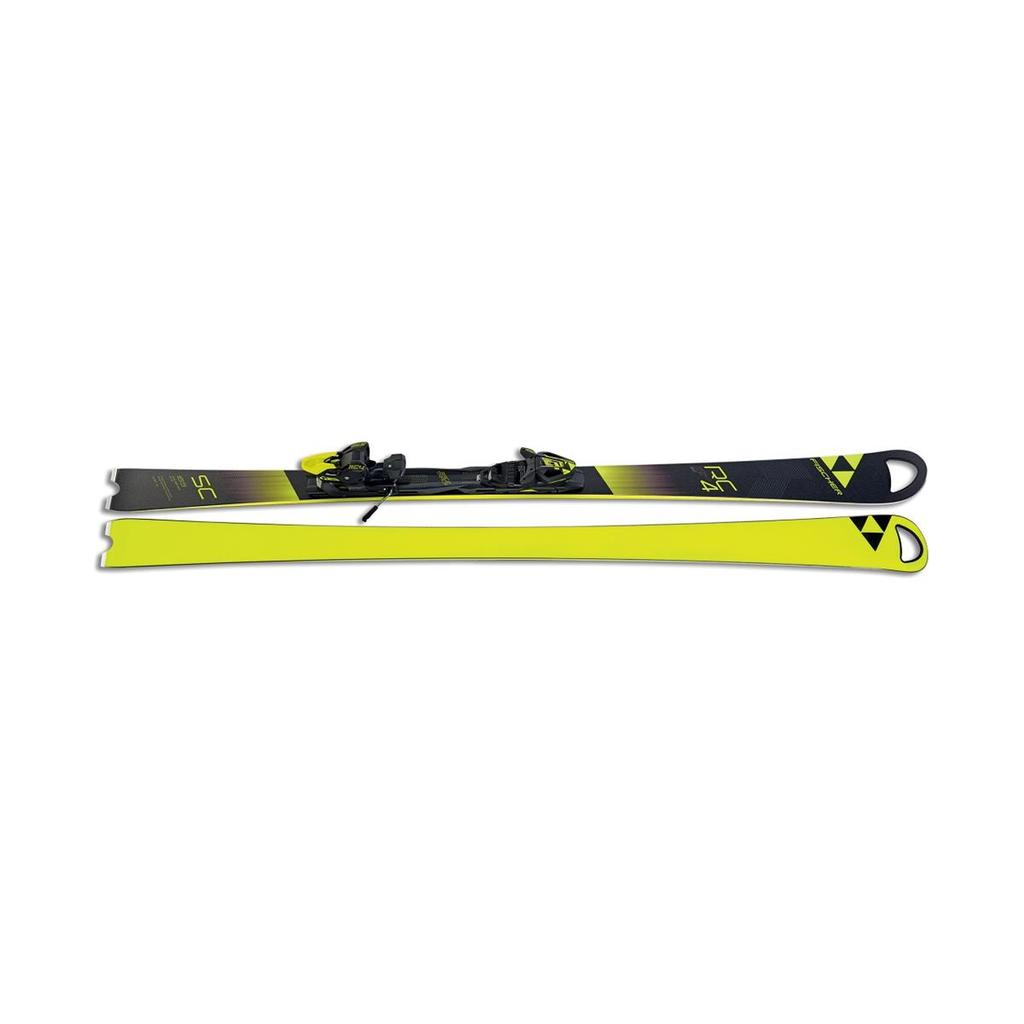 Fischer RC4 Worldcup SC Yellow Base