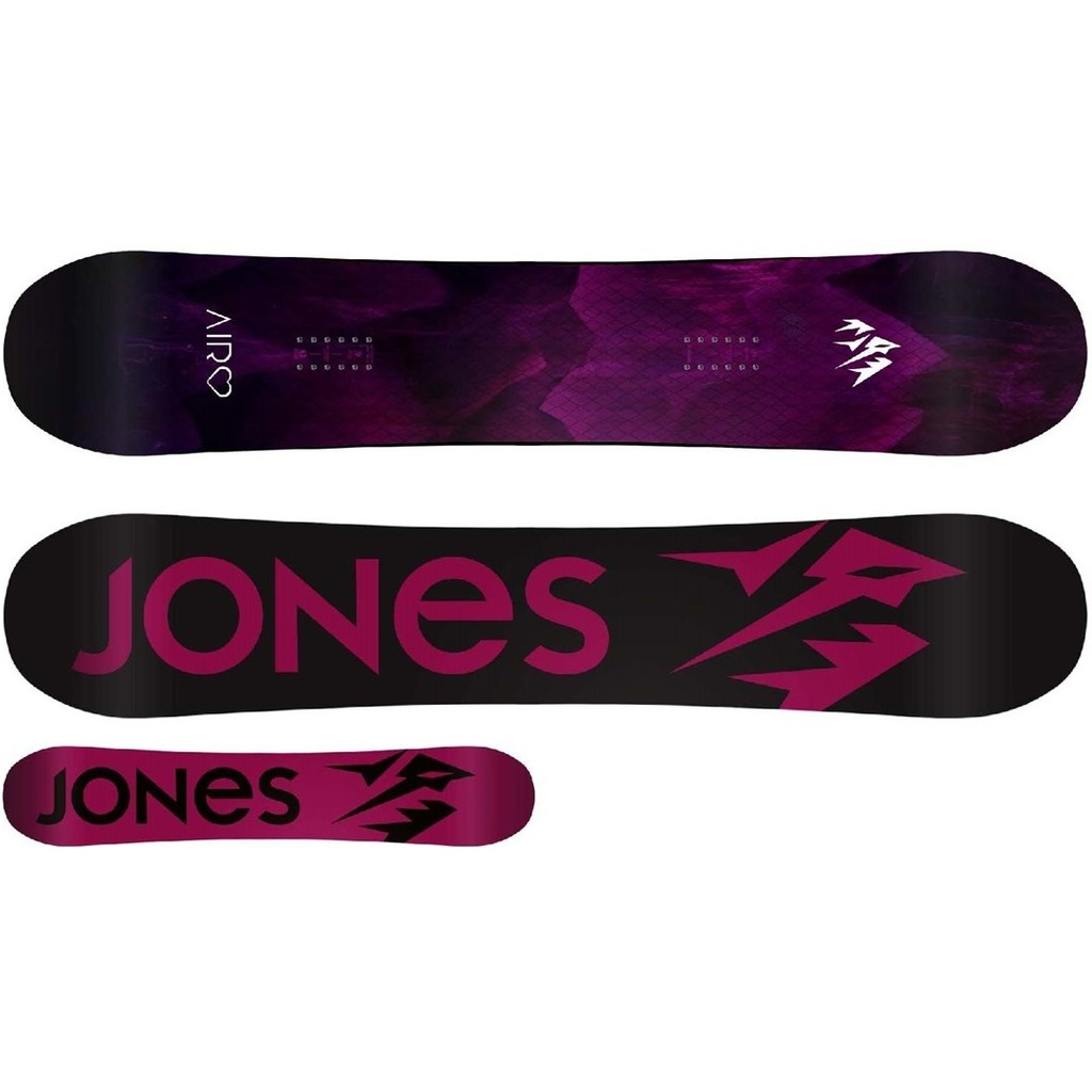 Jones AirHeart Pink
