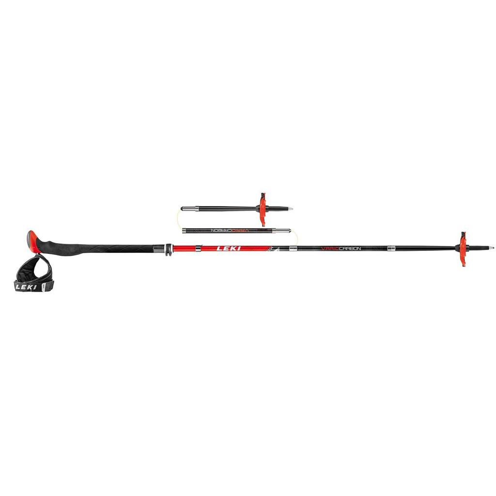 Leki Tour Stick Vario Carbon V