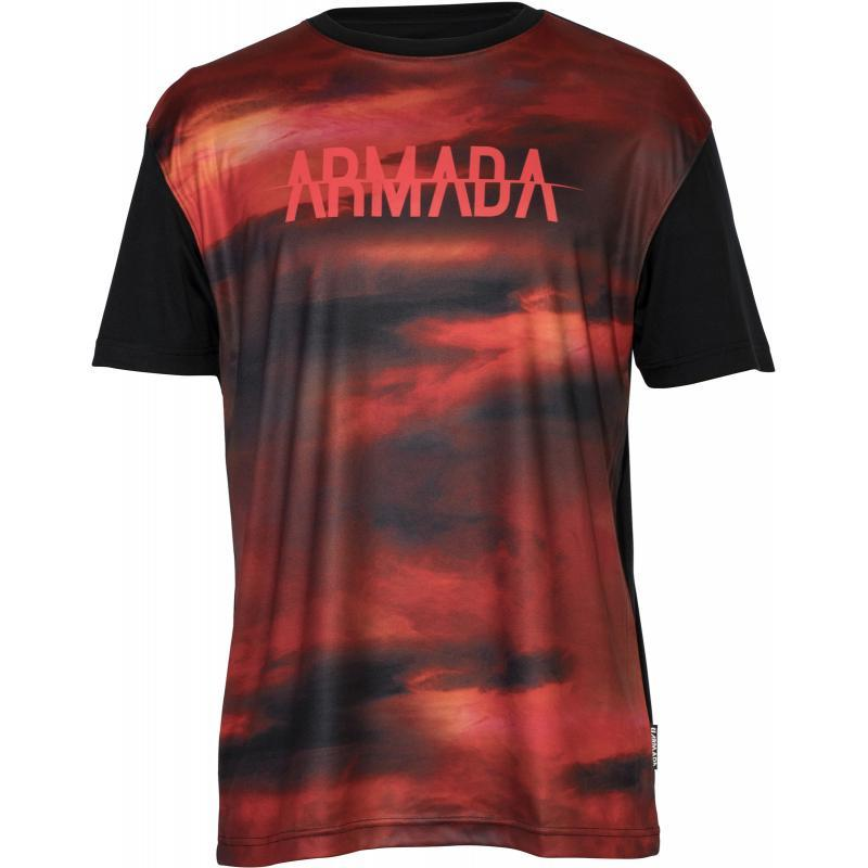 Armada Zone tech tee