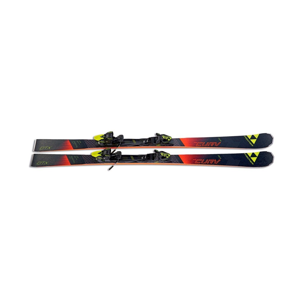 Fischer RC4 The Curv DTX (TEST SKI)