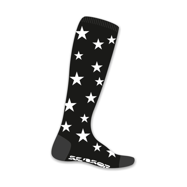 Sensor Socks THERMOSNOW STARS