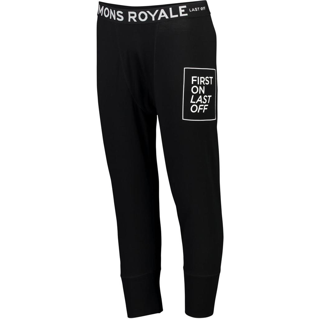 MONS ROYALE Shaun - Off 3/4 Legging