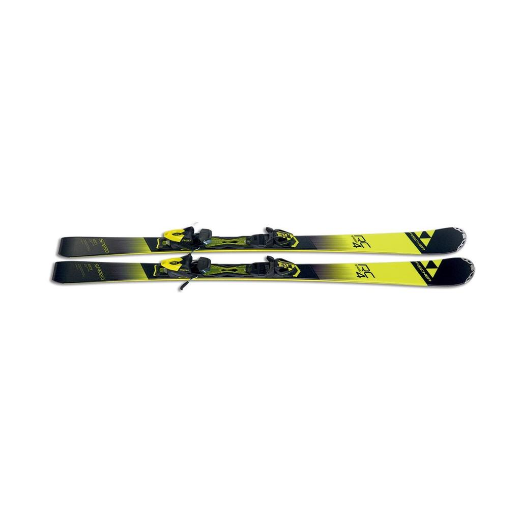 Fischer RC4 Speed (TEST SKI)