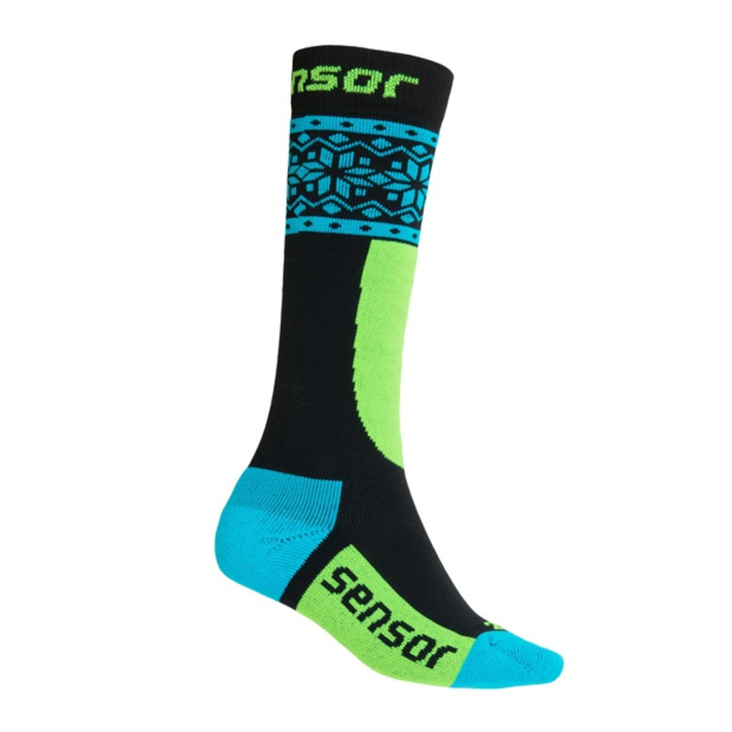 Sensor Socks THERMOSNOW NORWAY kids