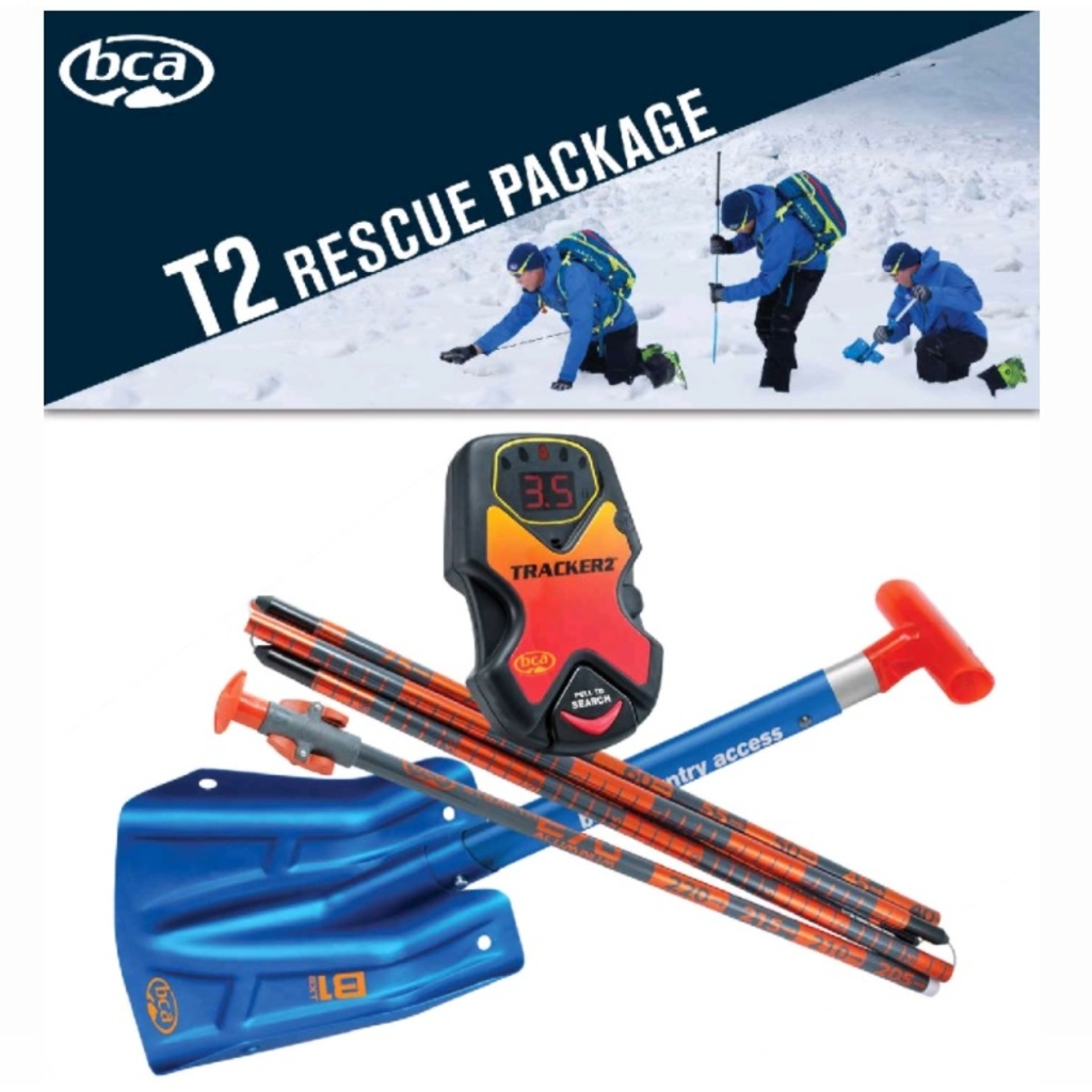 BCA T2 Rescue Package Set