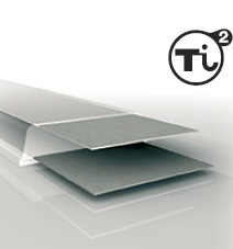 Double Ti Laminate